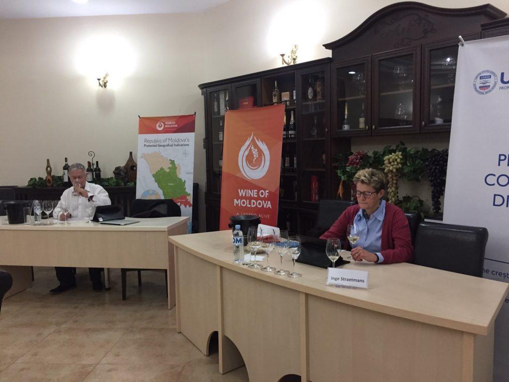 """18-20 noiembrie 2019 – Degustarea produselor vinicole în contextul Programului """"Vinul Moldovei 2030"""""""