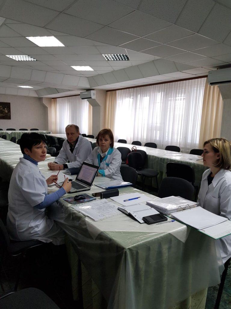 Evaluarea de supraveghere a laboratorului de încercări al instituției (locația str.Uzinelor 19) de către MOLDAC