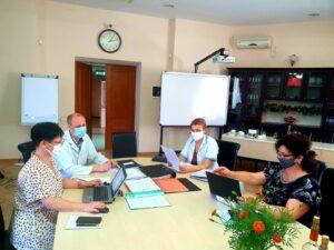 Evaluarea de supraveghere a laboratorului de încercări al instituției