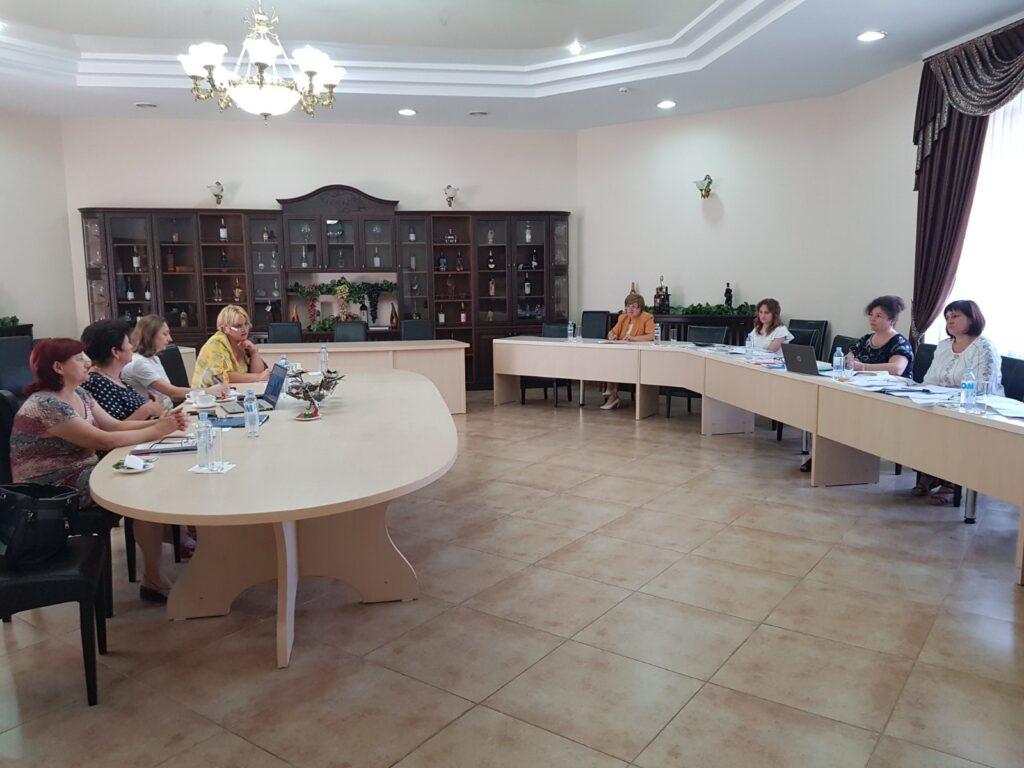Ședință de lucru cu reprezentanți ai producătorilor din sectorul vitivinicol