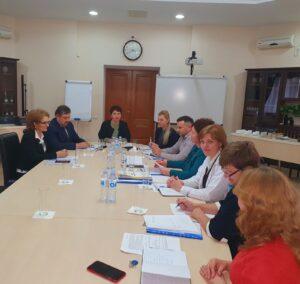 """Ședința Consiliului I.P. """"LCTBANPC"""""""