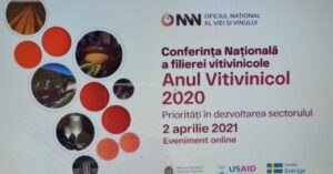 """Participarea I.P. """"LCTBANPC"""" la Conferința națională """"Anul vitivinicol 2020. Priorități în dezvoltarea sectorului"""""""