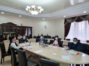 Ședința Comitetului de imparțialitate