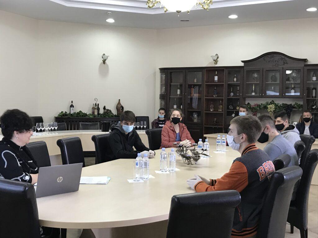 """VIZITĂ DE STUDIU la I.P. """"LCTBANPC"""""""