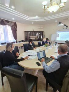 """Ședința Comitetului de imparțialitate din cadrul Organismului de certificare al I.P. """"LCTBANPC"""""""